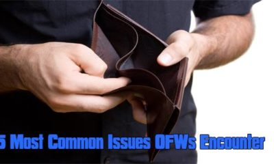 5 most common issues ofws encounter