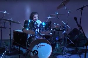 VIDEO: 6-Year-Old Girl's Awesome Drum Cover of Van Halen's Jump
