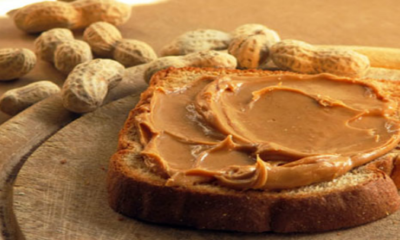 peanut and whole wheat