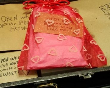 Girlfriend Finds a Way to Give Surprise Gifts to Boyfriend in Long Distance Relationship