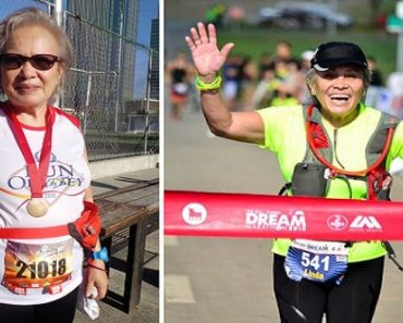 LOOK: This 68-Year-Old Filipina Runner Will Truly Inspire You