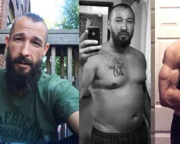 Chubby Guy Transforms Himself to MMA Fighter After Divorce