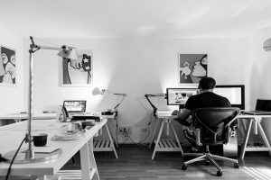 How to Make an Efficient Office at Home