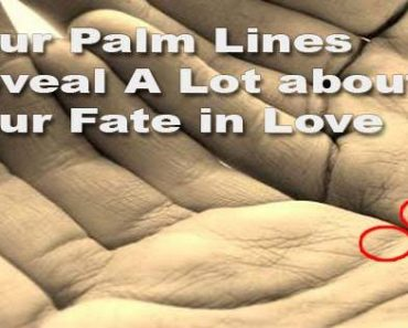This is What Your Palm Lines Reveal about Your Fate in Love