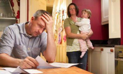 parents debts affects children