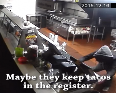 Taco Shop Creates Hilarious Ad after the Store was Robbed