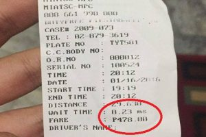 """""""Metered"""" Airport Taxi Tries to Overcharge Passenger Because Their Destination is """"Far"""""""