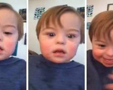 Viral Video: A Toddler's Adorable ABCs