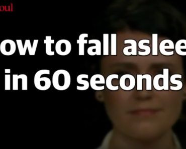 VIDEO: How to Fall Asleep in a Minute