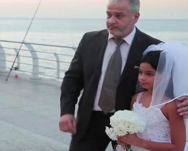 Netizens React Against Old Man Seen Marrying Young Girl in Lebanon