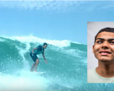 This Blind Guy Became a Professional Surfer By Listening to the Waves