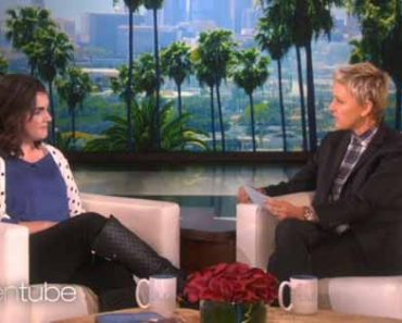 Ellen Surprises Woman For Her Random Act of Kindness