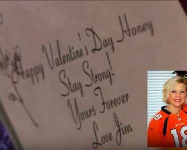 Late Husband Arranges For His Wife to Receive Flowers Every Valentine's Day Until She Dies