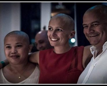 British Lawyer Goes Bald to Support Cancer-Stricken Son of Pinay Domestic Helper