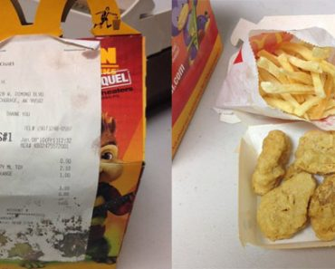 After Six Years, This McDonald's Happy Meal Still Didn't Rot
