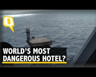 VIDEO: Is this the World's Most Dangerous Hotel?