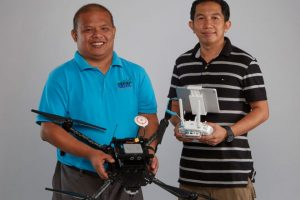 LOOK: Pinoy-Made Search And Rescue Drone Specializes in Night Operations