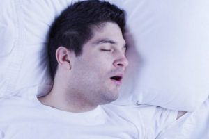 Sleeping With Your Mouth Open Can Be Bad For Your Teeth