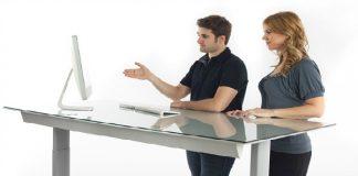 advantages of standing desks
