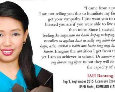 Poor Student Who Ranked #2 in Teacher's Board Exams Shares Her Inspiring Story