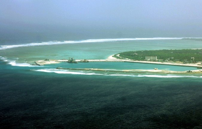 Woody Island Photo credit: NY Times / Agence France-Presse — Getty Images