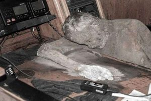Captain's Mummified Corpse Found in a 'Ghost Ship' Drifting Near the Philippines