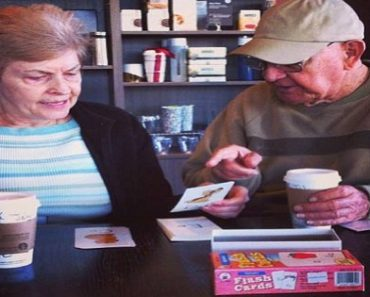 Husband Teaches Wife to Read Again Following Her Memory Loss