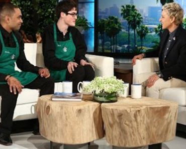 Viral Sensation Dancing Barista Shares Inspiring Story With Ellen DeGeneres