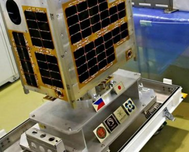 First PH-Made Microsatellite Launched into Space