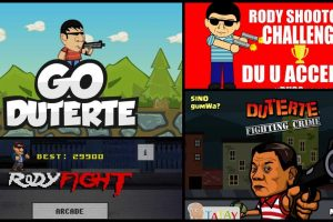Mayor Rodrigo Duterte Fights Crime and Corruption in Mobile Game Apps