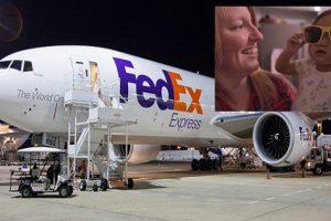 Despite Storm, FedEx Flies Family So Baby Can Undergo Transplant 500 Miles Away