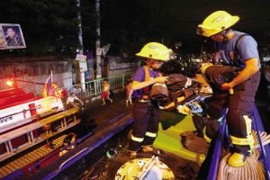 This 11-Year-Old Boy is the Youngest Fire Volunteer in Pasig