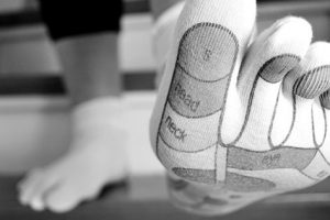 How to Relax Your Entire Body by Massaging Your Own Feet