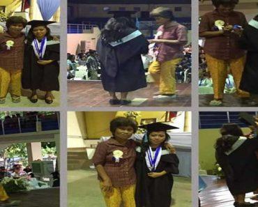 Laundry Woman's Daughter Graduates Magna Cum Laude