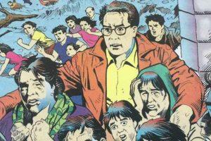 Mar Roxas Slammed by Netizens After Comic Depicting Him As a Yolanda Hero Went Viral