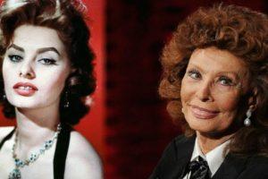 81-year-old Sophia Loren Reveals the Secret to Her Timeless Beauty
