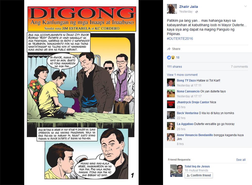 Photo credit: Inquirer/Facebook-Zhalir Jaila