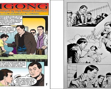 After Drawing Flak Over Commissioned Mar Roxas Comic Book, Artist Releases Duterte Version