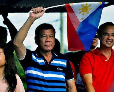 Duterte Tops Latest SWS Poll