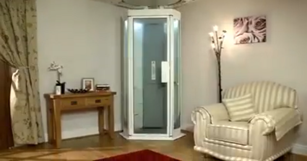 Screenshot of video by Look4Design