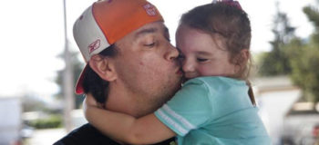 After Two Years, Father Finds Lost Daughter At A Homeless Shelter