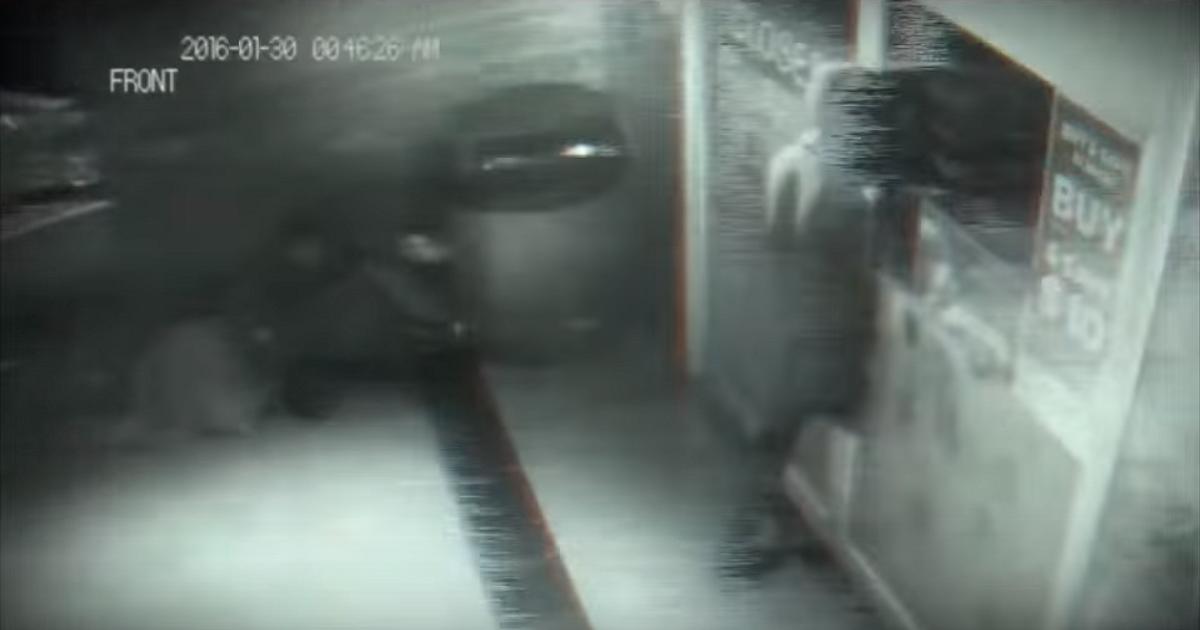 Screenshot of video by UFO mania