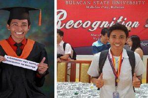 Former Junkshop Boy Graduates from Engineering Course as Dean's Lister