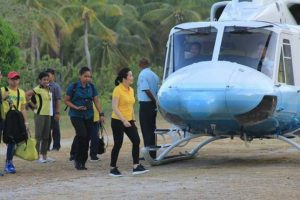 Kris Aquino Speaks Out on Controversial Use of Presidential Chopper