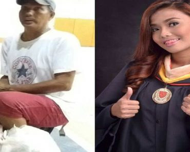 Graduate Honors Parents Who Sold Streetfood to Earn Money