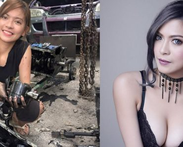 LOOK: Tantin, The Hottest Mechanic in Town