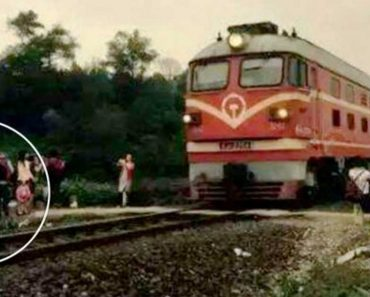 LOOK: Girl Caught Taking Selfie Seconds Before a Train Hit Her