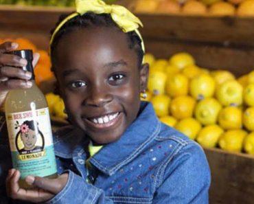 11-Year-Old Lemonade Girl Strikes Multi-Million Dollar Business Deal