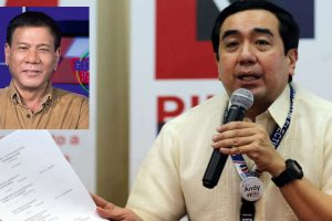 Comelec to Decide on Disqualification Cases against Duterte