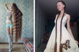 For 13 Years, This Real-Life Rapunzel Has Refused To Cut Her Hair